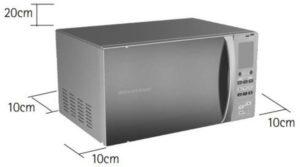 Instalação do microondas Brastemp - BMT45