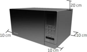 Instalação do microondas Brastemp - BMU45