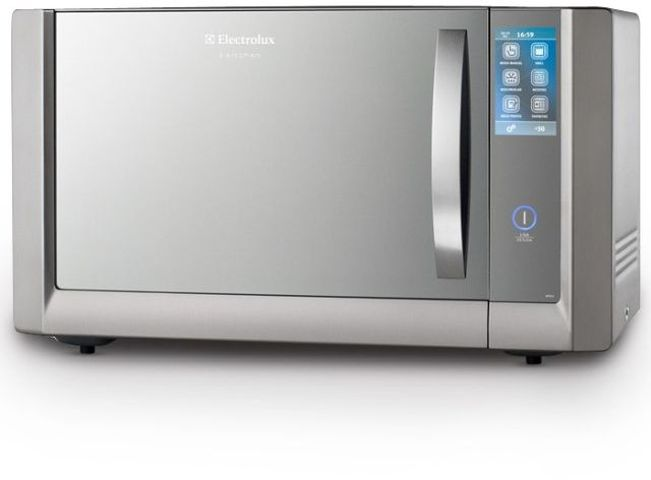 Medidas do Microondas Electrolux 43 litros I-Kitchen com Grill - MTX52