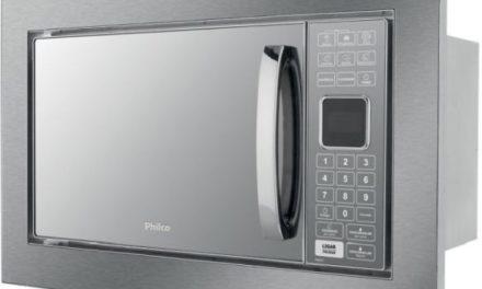 Medidas do Microondas Philco 25 litros de Embutir – PME25BM