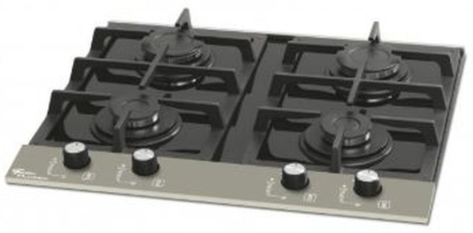 Medidas do Cooktop a Gás 4 Bocas Platinum - 20874-25481