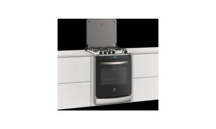 Manual de instruções do fogão de embutir Electrolux 4 bocas 52ERS