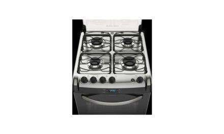 Manual de instruções do fogão de piso Electrolux 4 bocas 52RBL