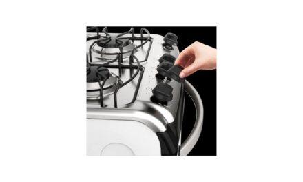 Como limpar fogão Electrolux 4 bocas de piso – 52SMC