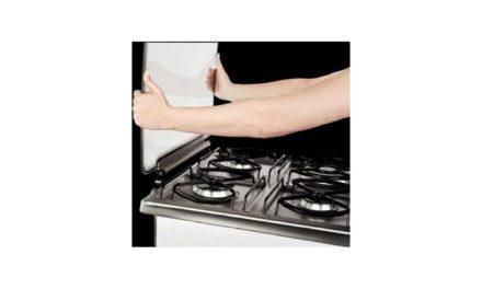 Conhecendo fogão a gás de embutir Electrolux 4 bocas 56TXE