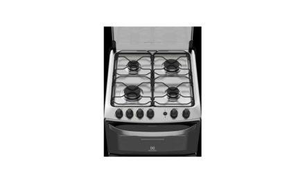 Conhecendo fogão a gás de piso Electrolux 4 bocas – 56DAB