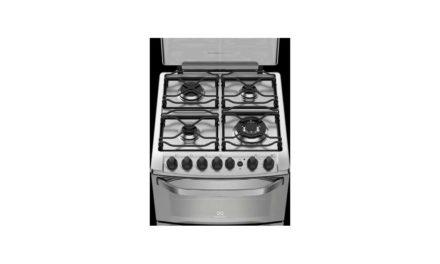Manual de instruções do fogão de piso Electrolux 4 bocas 56DAX