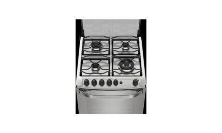 Solução de problemas do fogão Electrolux 4 bocas de piso – 56TAX