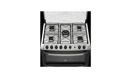 Manual de instruções do fogão de piso Electrolux 5 bocas 76DAB
