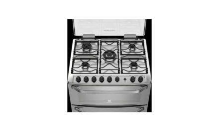 Solução de problemas do fogão Electrolux 5 bocas de piso – 76MDX