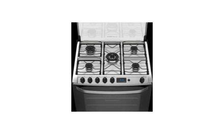 Dicas no uso do fogão Electrolux 5 bocas de piso – 76RSS