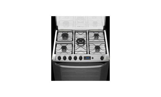 Como limpar fogão Electrolux 5 bocas de piso – 76RSS