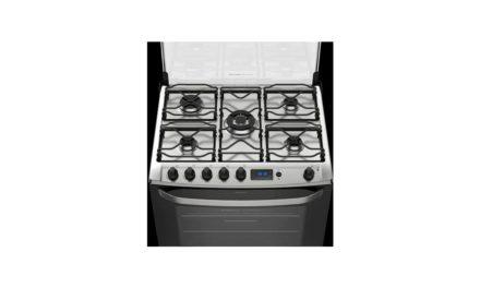 Manual de instruções do fogão de piso Electrolux 5 bocas 76SAB