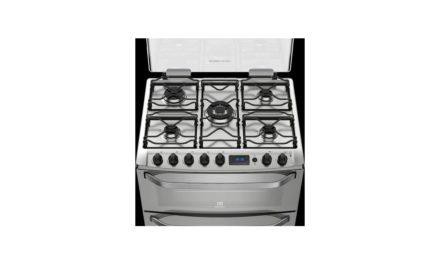 Conhecendo fogão a gás Electrolux 5 bocas de piso – 76XDR