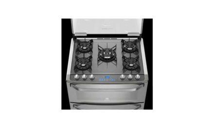 Conhecendo fogão a gás Electrolux 5 bocas de piso – 76XGD