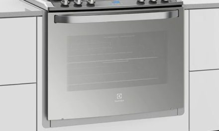 Solução de problemas do fogão Electrolux 5 bocas – 76XGE