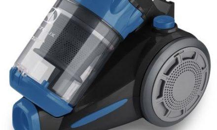 Medidas do Aspirador de Pó Electrolux Smart Preto com Azul – ABS02