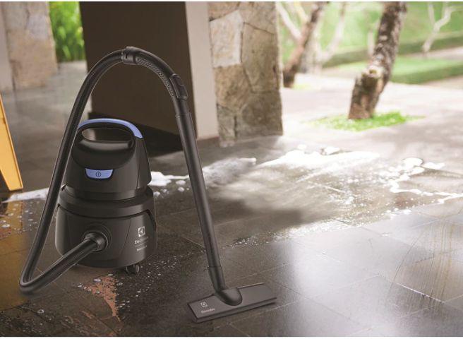 Medidas do Aspirador de Pó e água Electrolux - AWD01