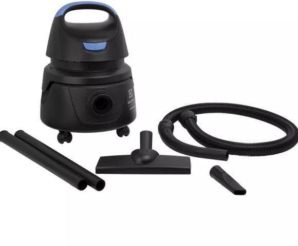 Solução de problemas aspirador de pó e água Electrolux AWD01