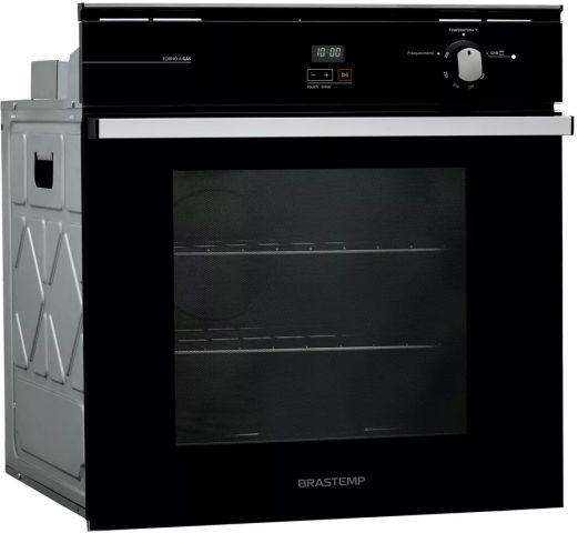 Limpando o forno a gás de embutir Brastemp - BOA84