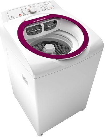 Medidas da Lavadora de roupas Brastemp 11 kg Branco - BWG11