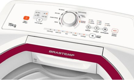 Manual de instruções da lavadora de roupas Brastemp 15Kg – BWS15
