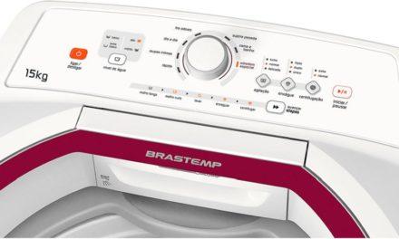 Medidas da Lavadora de roupas Brastemp 15 kg Branco – BWS15
