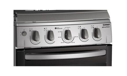 Manual de instruções do fogão Consul 4 bocas piso – CF350