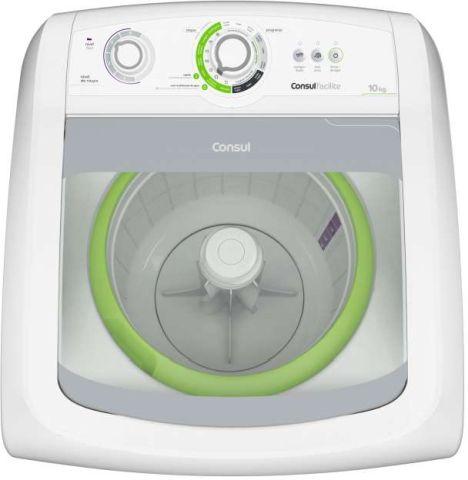 Manual de instruções da lavadora de roupas Consul CWE10
