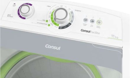 Medidas da Máquina de Lavar Roupas Consul 11 kg Branco CWE11