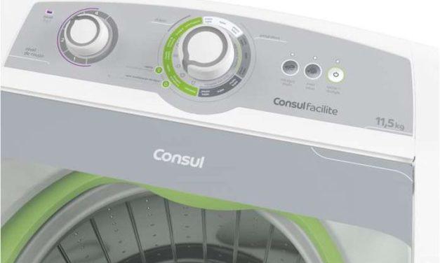 Medidas da Máquina de Lavar Roupas Consul 11,5 Kg Branco CWG12