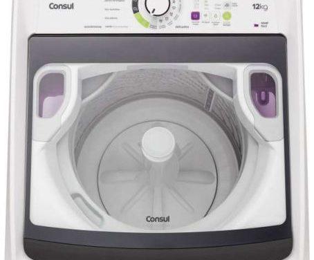 Medidas da Máquina de Lavar Roupas Consul 12 kg Branco CWS12