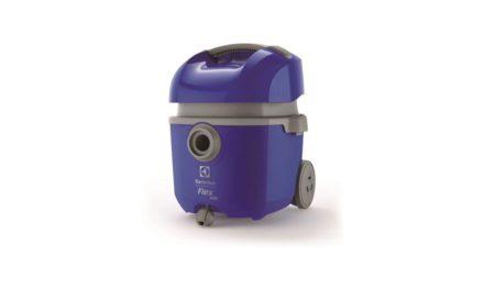 Aspirador de Pó e Água Electrolux Flex Azul e Cinza – FLEXN – Medidas