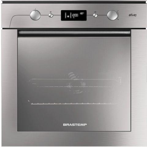 Manual de Operações do forno elétrico Brastemp BO160
