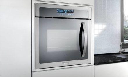 Medidas do Forno Eletrico de Embutir Electrolux 80L Home Pro – OE9ST