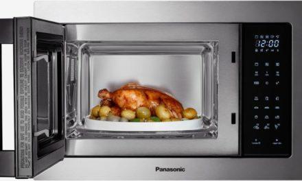Medidas de Microondas de Embutir Panasonic 30L- NN-GB68H