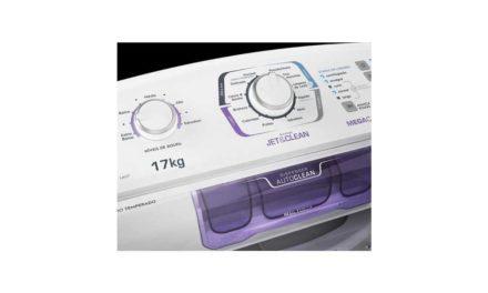 Solução de problemas da lavadora de roupas Electrolux 17Kg – LAI17