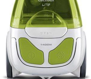 Medidas do Aspirador de Pó Electrolux Sem Saco Lite – LIT21
