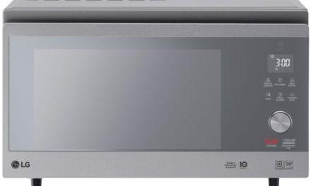 Como ajustar o relógio do Forno com Microondas LG 39L – MJ3967APR