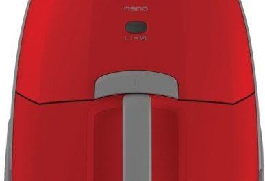 Medidas do Aspirador de Pó Electrolux Nano Vermelho – NAN11