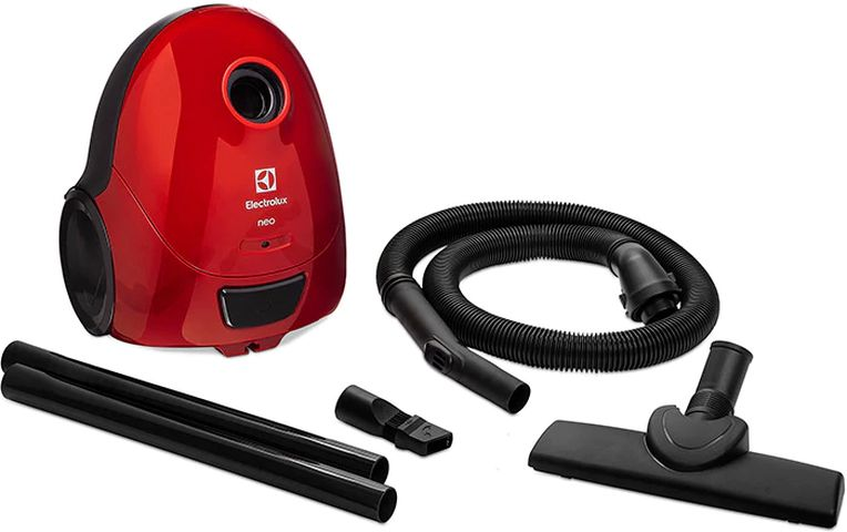 Como limpar aspirador de pó e água Electrolux NEO30
