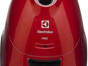 Medidas do Aspirador de Pó Electrolux Neo Vermelho – NEO30