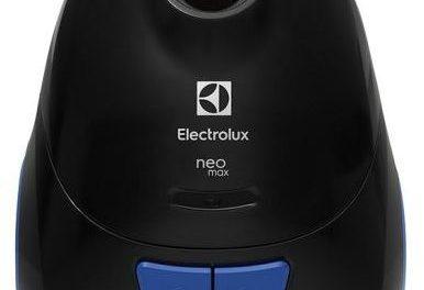 Medidas do Aspirador de Pó Electrolux Neo Max Preto – NEO31