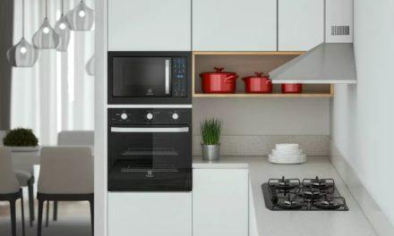 Como limpar o forno elétrico de embutir Electrolux 59L – OE60M