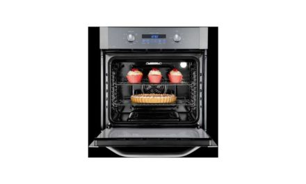 Manual de instruções do forno elétrico Electrolux 56L de embutir OE9SX