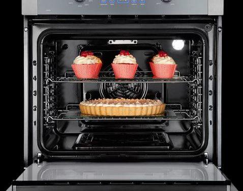 Como limpar o forno elétrico de embutir Electrolux 56L – OE9SX