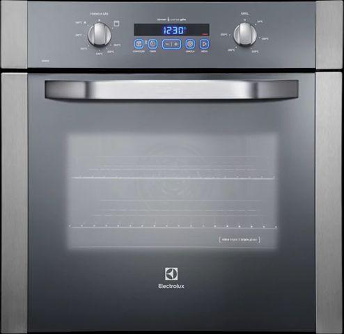 Manual de Instruções do forno a gás de embutir OG8DX