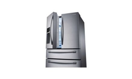 Medidas do Refrigerador Samsung 606 lts French Door – RF28HMEDBSR