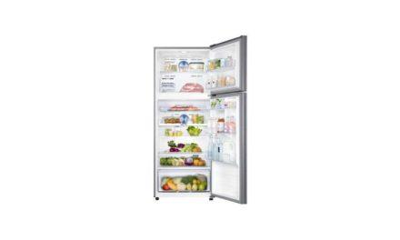Medidas da Geladeira Samsung 440 lts Top Freezer Inverter – RT43K6240S8