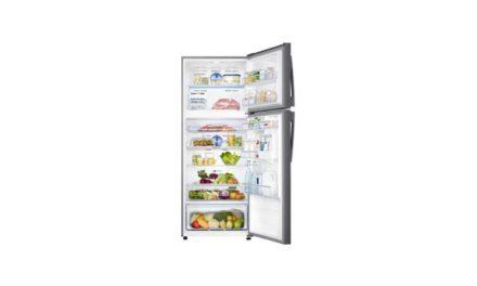 Medidas da Geladeira Samsung 453 lts Top Freezer Inverter – RT46K6361SL
